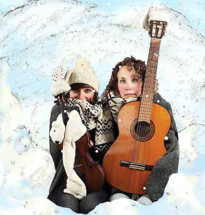 Promotiebeeld van voorstelling Warme Wiebel Wintertenen