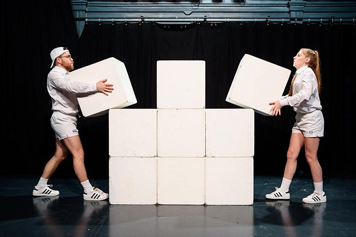 Voorstelling Stoere Broer foto van voorstelling