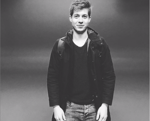 regisseur en jeugdtheatermaker Milan Boele van Hensbroek